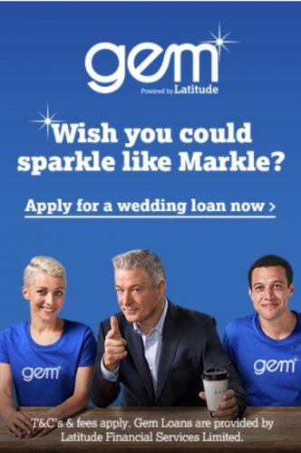 Gem Finance Sparkle like Markle
